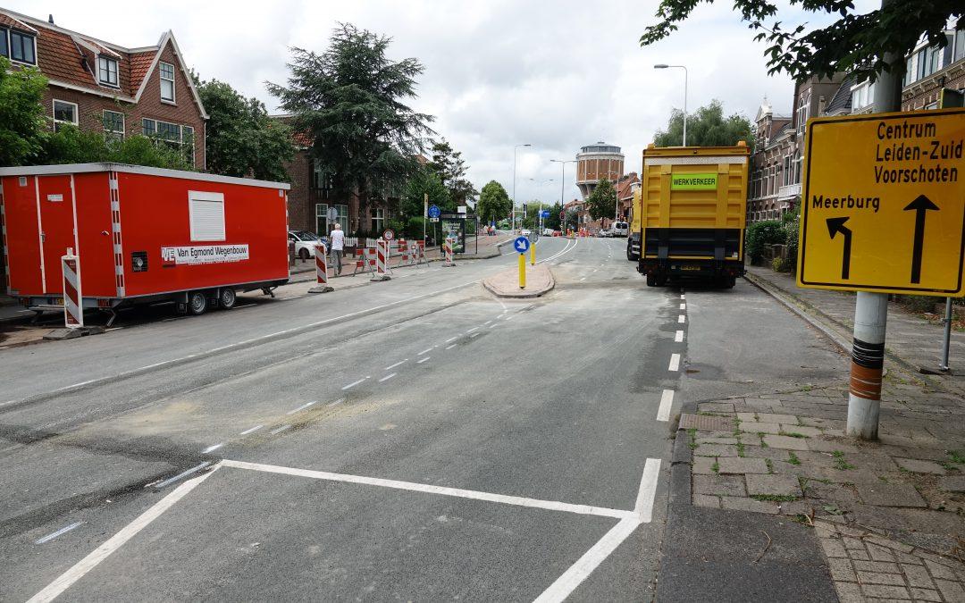 Voetgangersbeleid Leiden