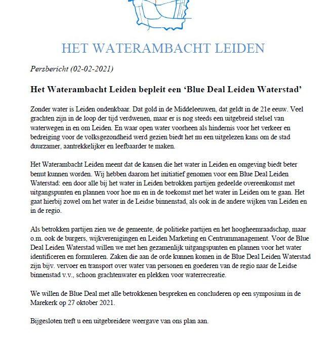 Waterambacht Leiden